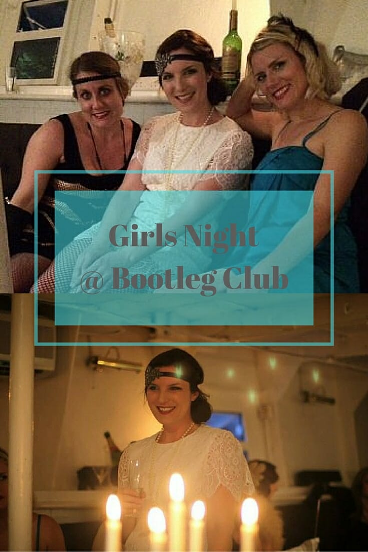1920s Girls night @ the Bootleg Club