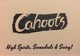 Cahoots!