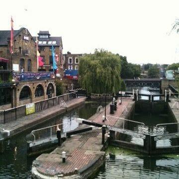 3 hours in Camden!
