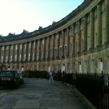 A brief break in Bath