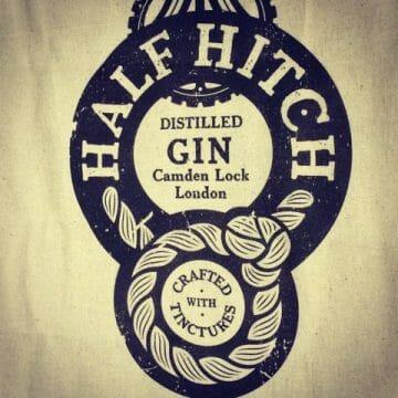 Half Hitch Gin Tasting