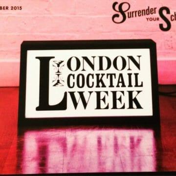 London Cocktail Week Roundup: Part 2