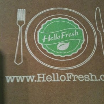 Hello Fresh or made with Gousto?!