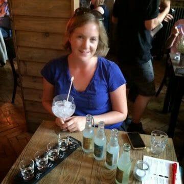Shoreditch cocktails
