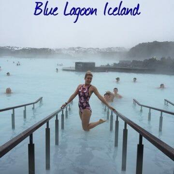 Iceland: Blue Lagoon