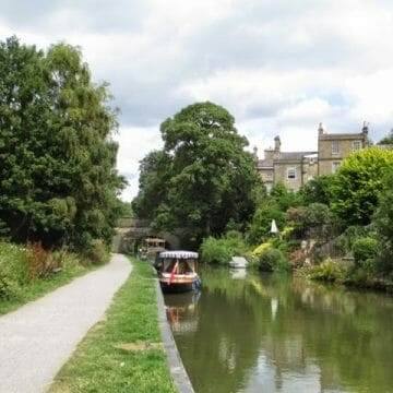 Boating in Bath