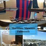Maritime Museum Falmouth on What's Katie Doing? blog
