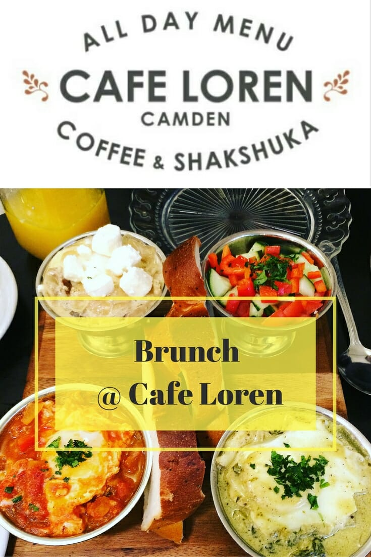 Brunch @Cafe Loren