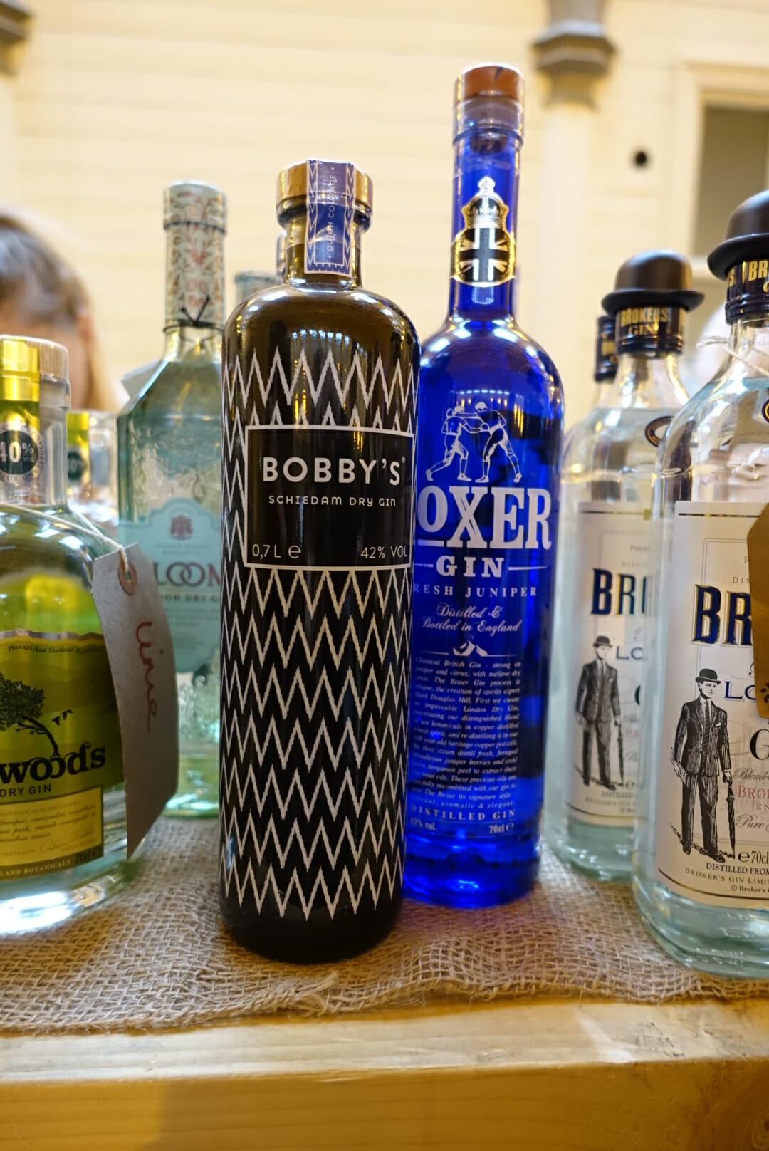 Gin club outing to Bristol gin festival on What's Katie Doing? blog