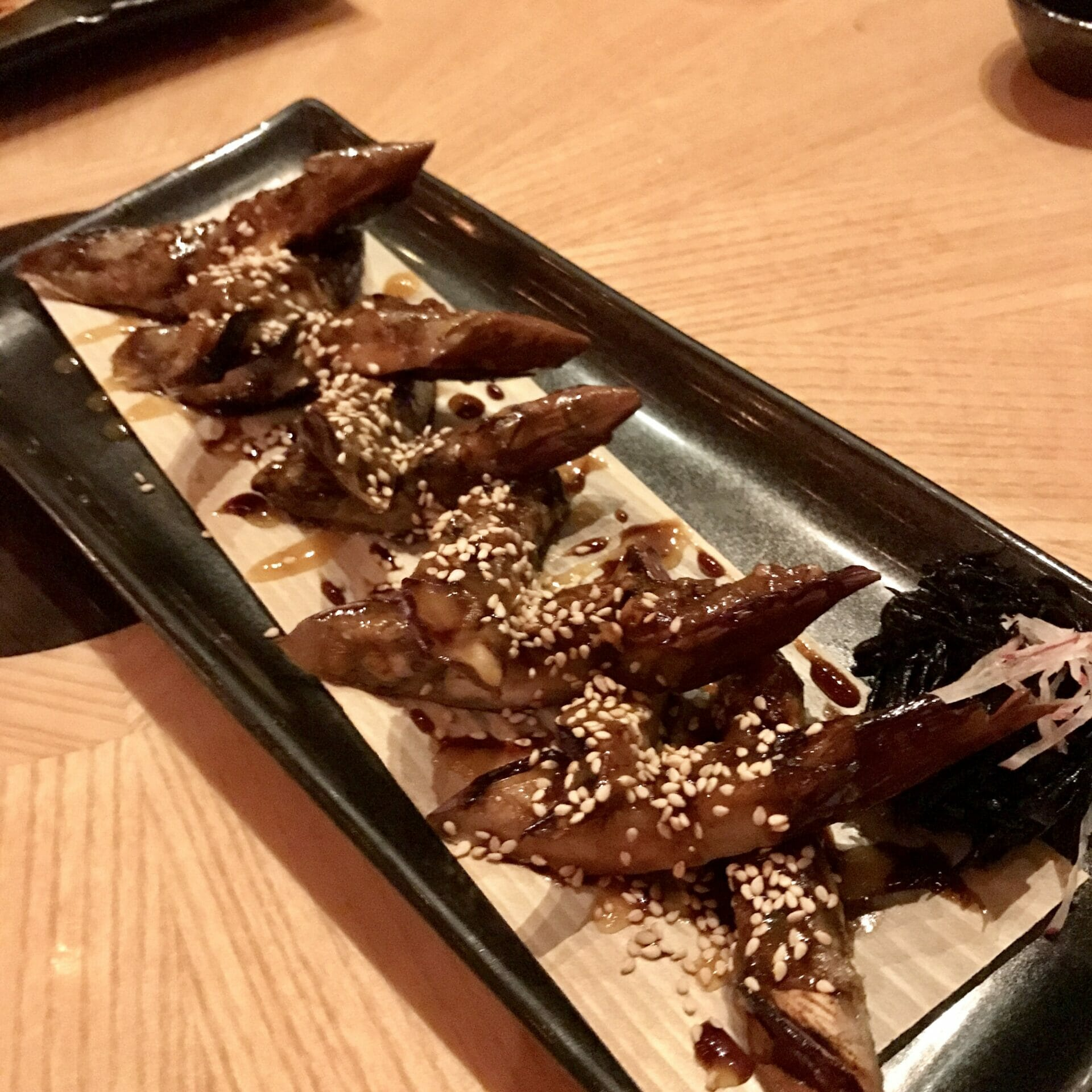 Girls dinner at Sushi Samba on What's Katie Doing? blog