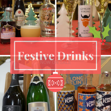 Festive drinks – more than just gin!