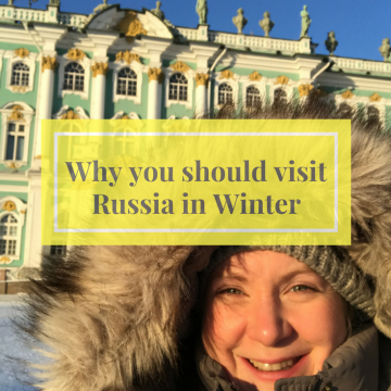 Why you should visit Russia in Winter