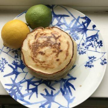 Pancake day ginspiration