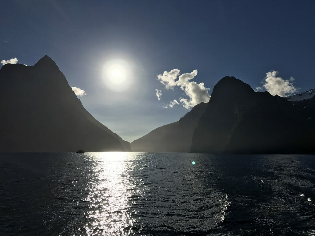 Milford Sound: Drive in, cruise around and fly out! on What's Katie Doing? blog