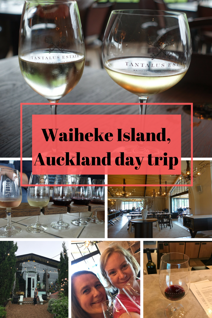 Waiheke Island, Auckland day trip on What's Katie Doing? blog