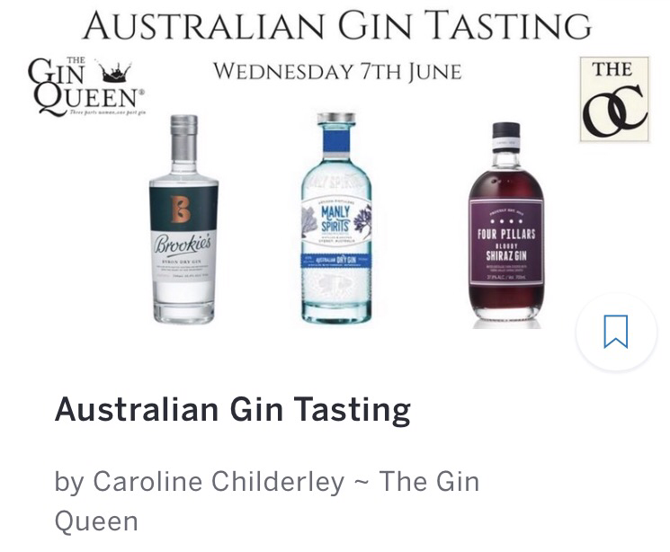 Where to celebrate World Gin Day 2017 on What's Katie Doing? blog