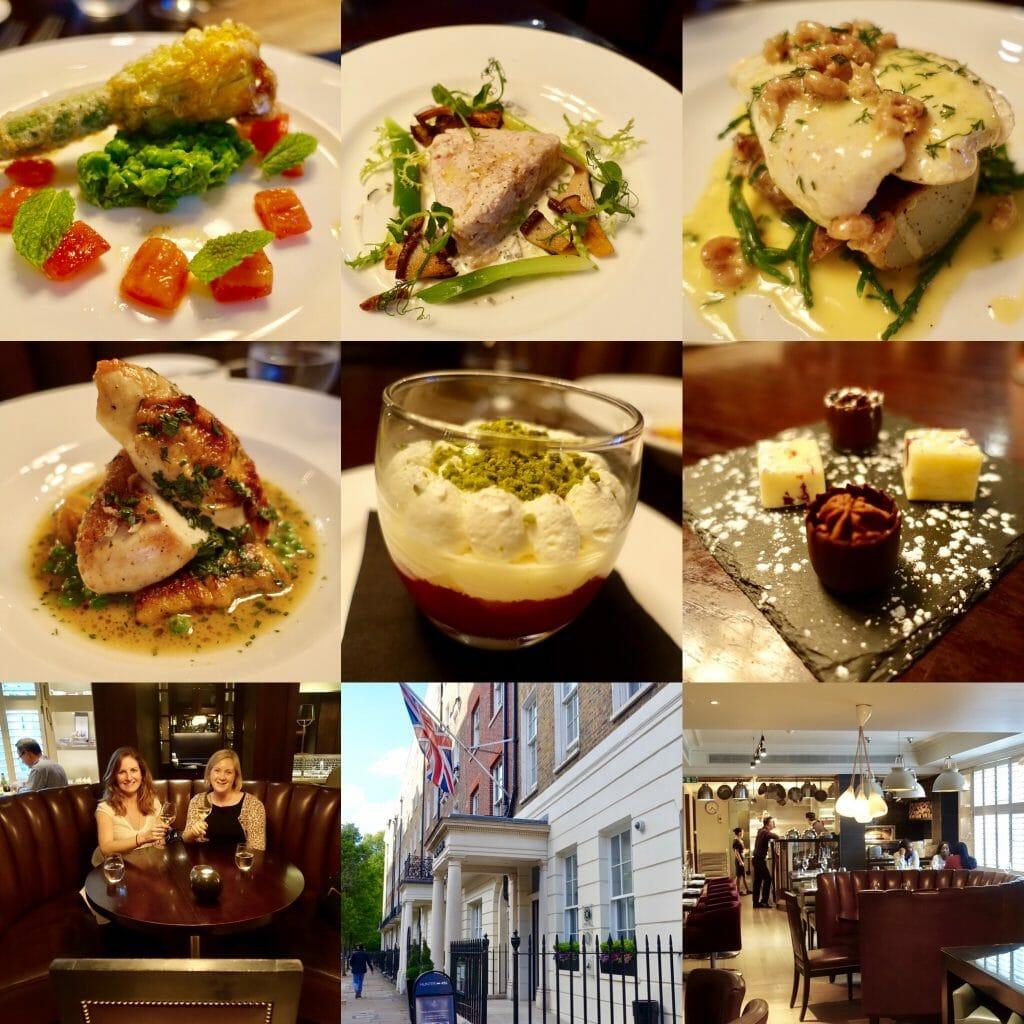 Girls Dinner @ Hunter 486 on What's Katie Doing? blog