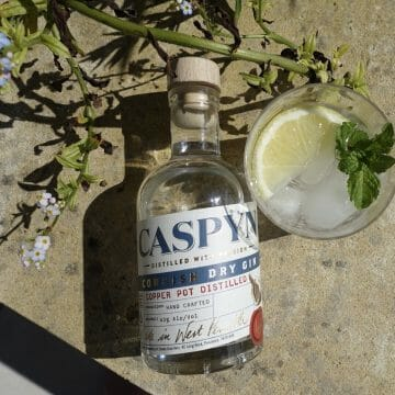 Cornish Summer Ginspiration with Caspyn Gin