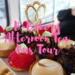 B-Bakery Afternoon Tea Bus Tour on What's Katie Doing? blog