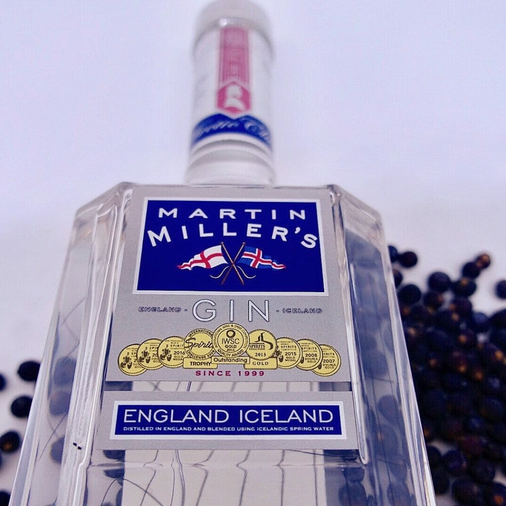 Martin Miller's gin - a classic gin you need in your collection on What's Katie Doing? blog