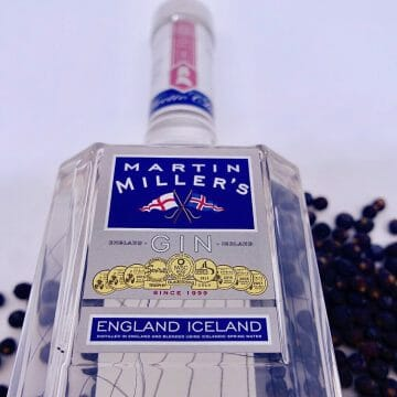 Martin Miller's gin – a classic gin you need in your collection