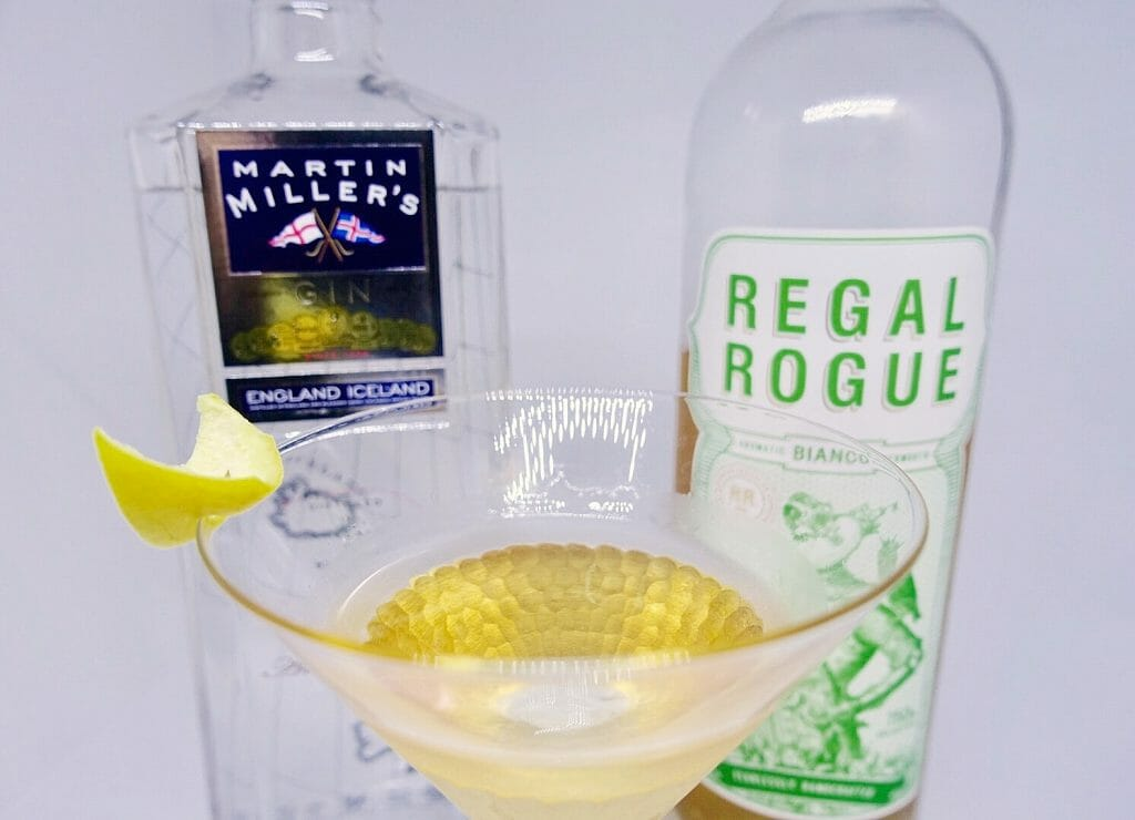 Martin Miller's gin on What's Katie Doing? blog