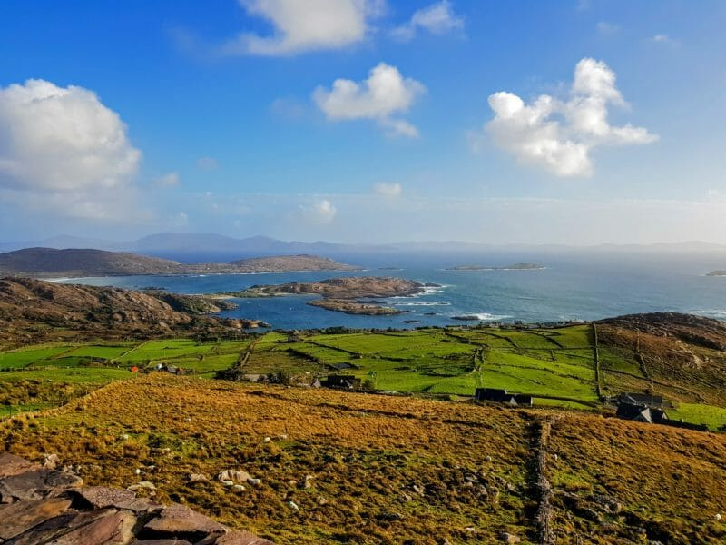 The Ring of Kerry - Roaming Required