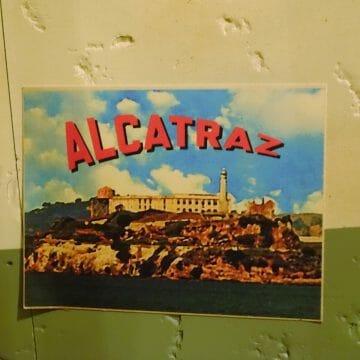 Alcotraz Bar Brick Lane