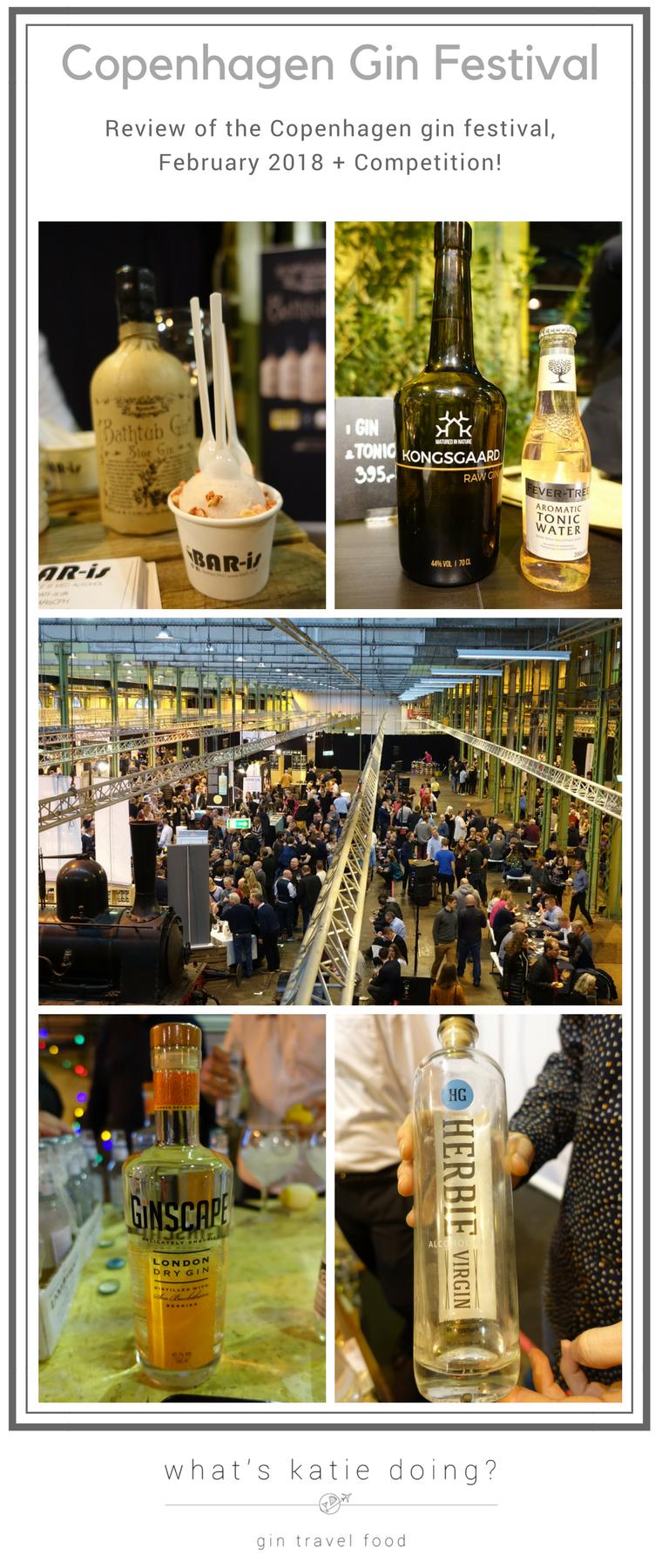 Copenhagen Gin Festival + Competition