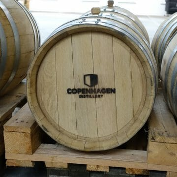 Copenhagen Distillery Visit