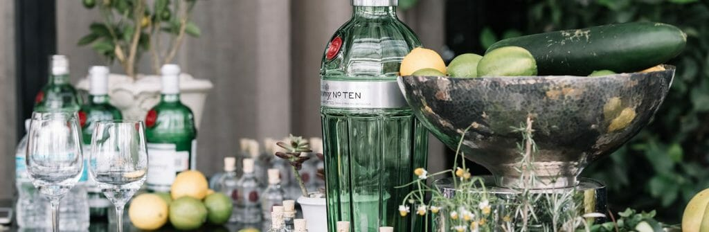 Tanqueray 10 at Ham Yard Hotel - London Cocktail Week 2018