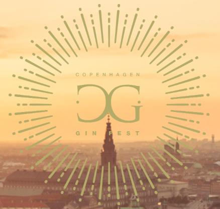 Copenhagen Gin Festival logo