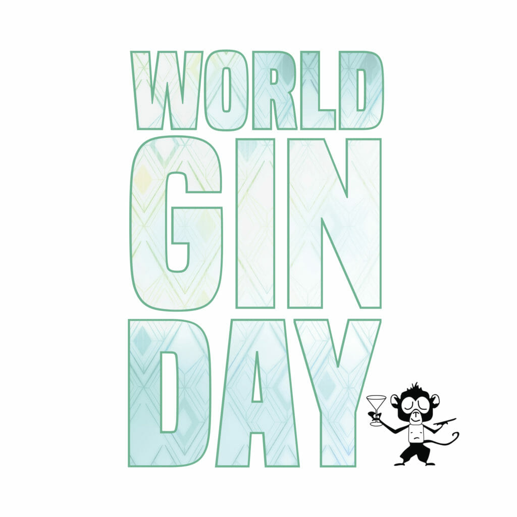 World Gin Day run by Gin Monkey, Emma Stokes
