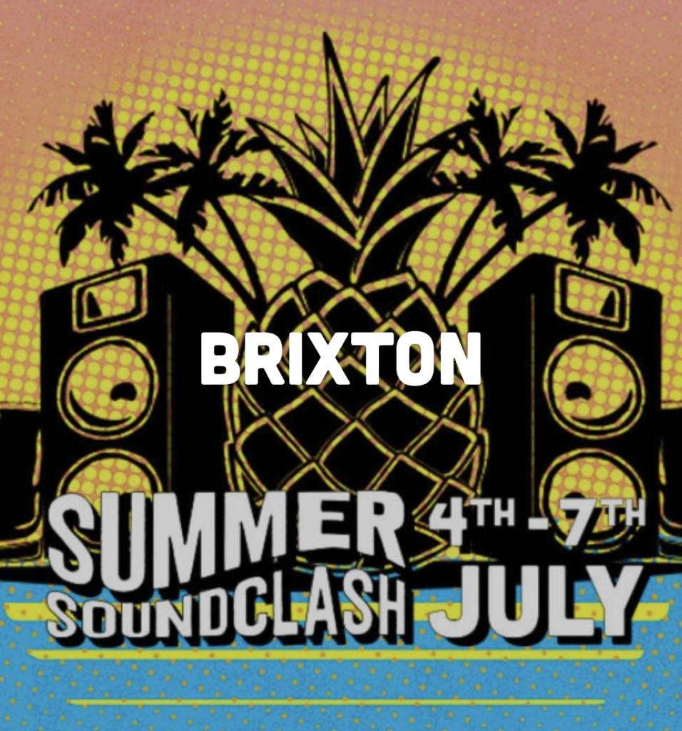 Brixton Summer Soundclash