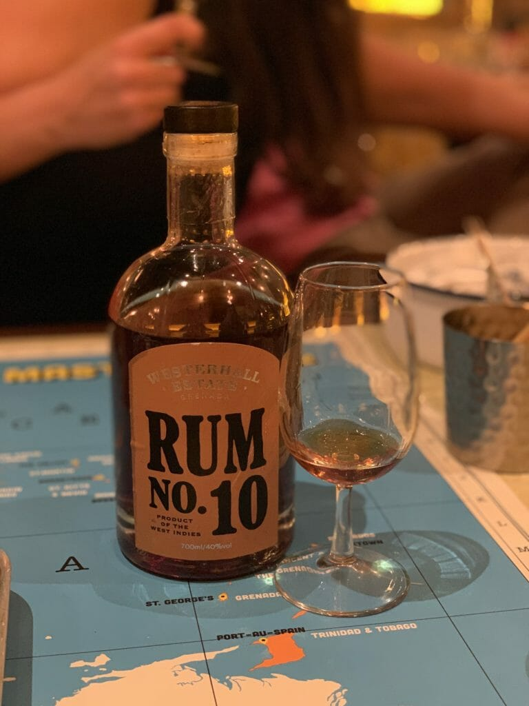 Bottle of Rum 10