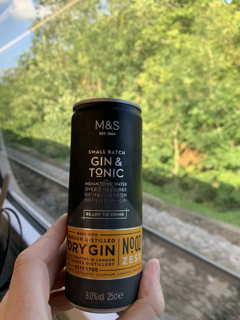 Gin & tonic 2 - Zest