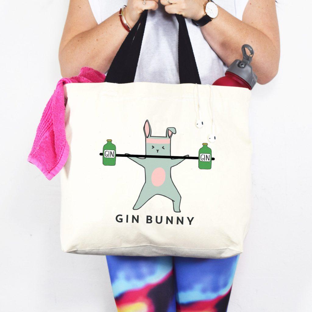 Gin Bunny bag