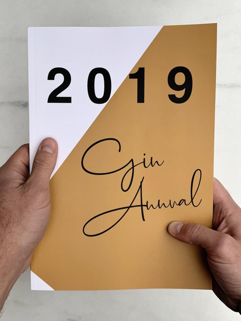 2019 Gin Annual from Gin Foundry