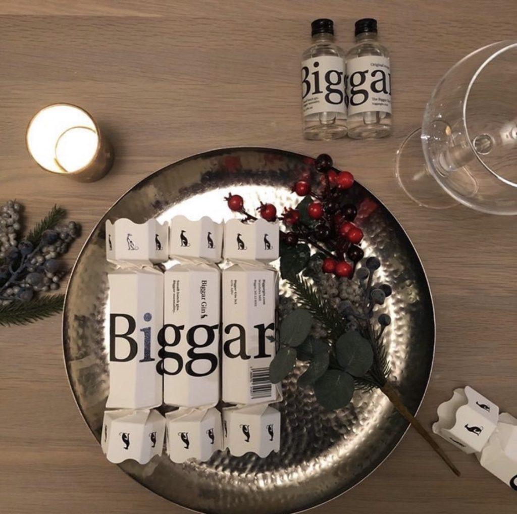 Biggar gin crackers