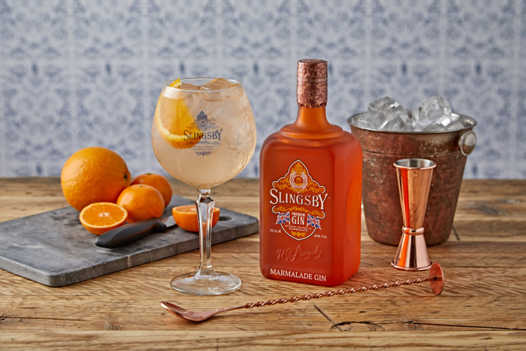 Slingsby Marmalade G&T