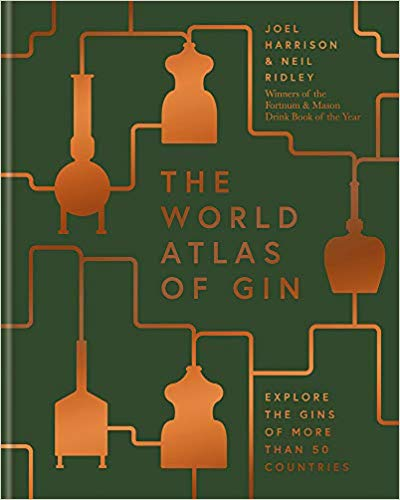 The World Atlas of Gin cover