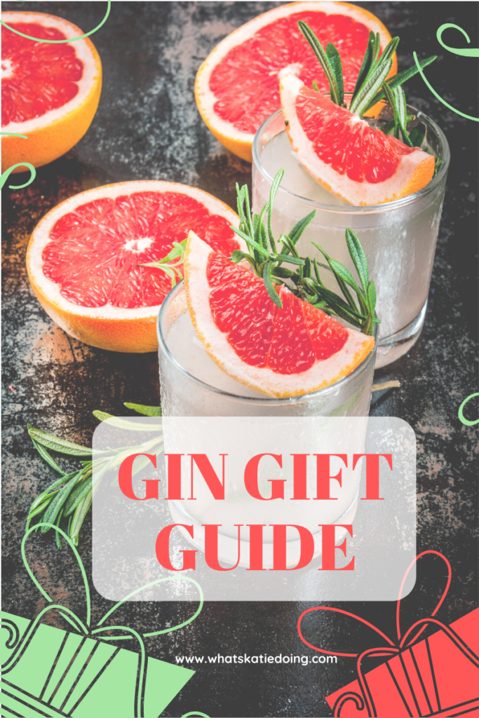Gin Gift Guide 2019 - gifts for all gin lovers