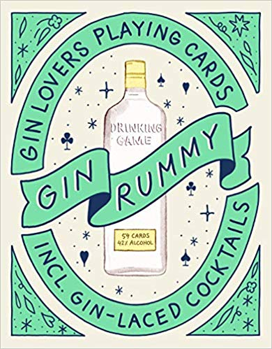Gin Rummy deck of cards pack cover