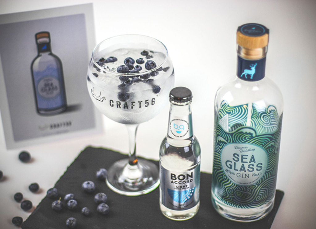 Craft56 gin club subscription