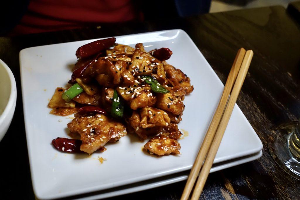 Dali Chicken at PF Changs