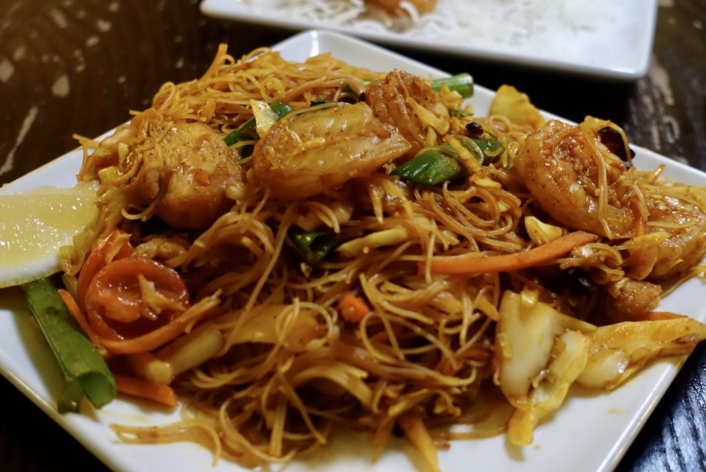 Singapore Street Noodles at PF Chang's