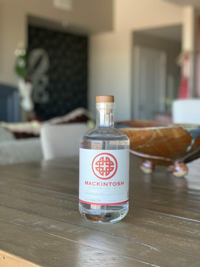 Mackintosh Craft Scottish Gin