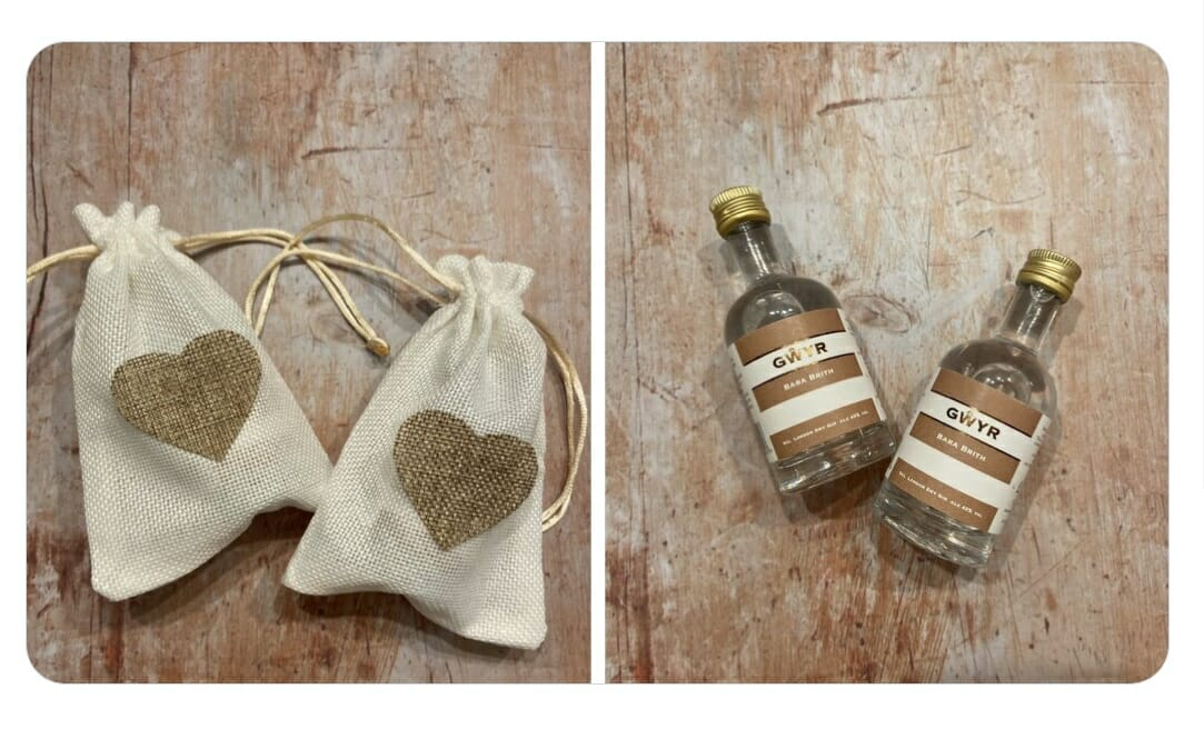 Bara Brith miniatures gift set