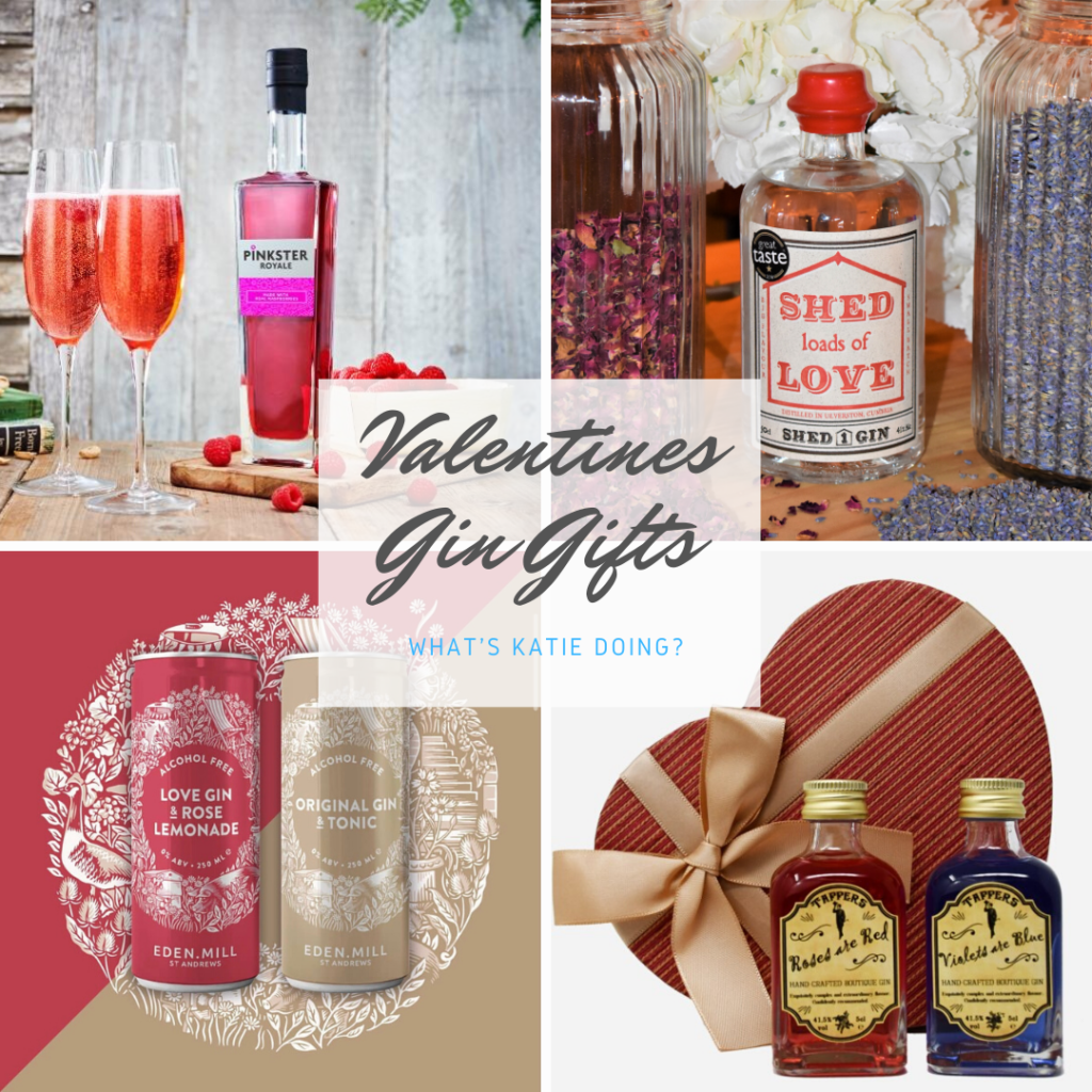Gin presents for Valetines or Galentines