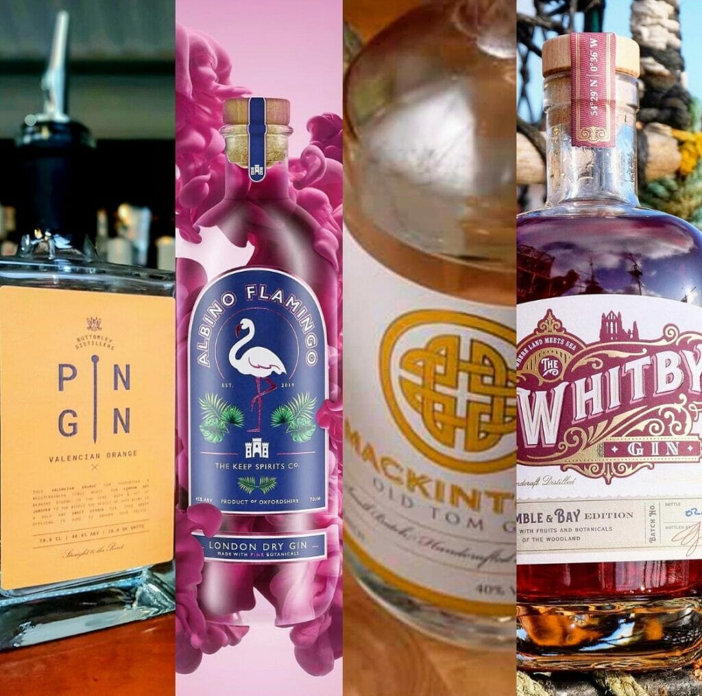 The Gin to My Tonic Gindependence Day tasting collection